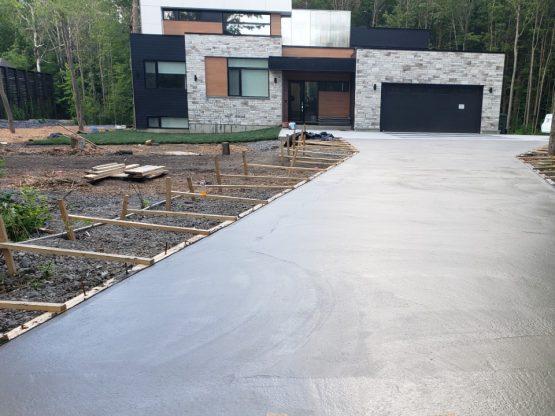 Reparation beton